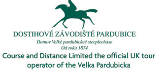Offical UK Tour Operator of the Velka Pardubika
